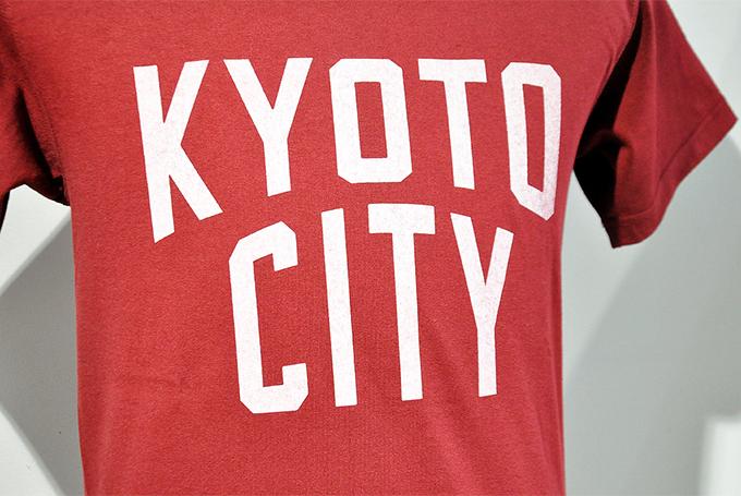 KYOTO CITY Tシャツ