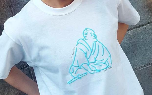 MOK dogezaTシャツ