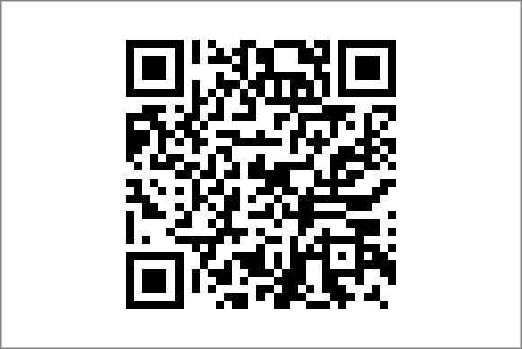 ライン登録バーコード
