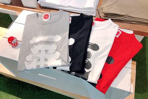 一番Tシャツ各色