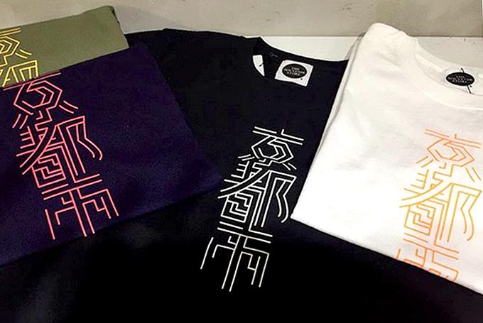 京都市Tシャツ