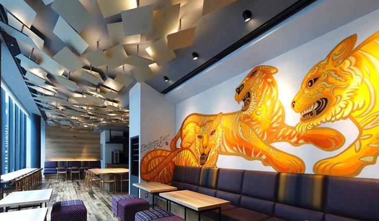 """ホテルビスタ大阪""""The Golden Tigers"""""""
