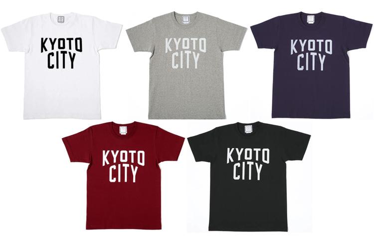 KYOTO CITY T-SHIRTS