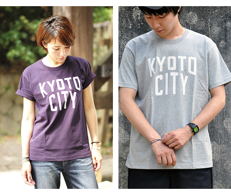 KYOTO CITY T-SHIRTS
