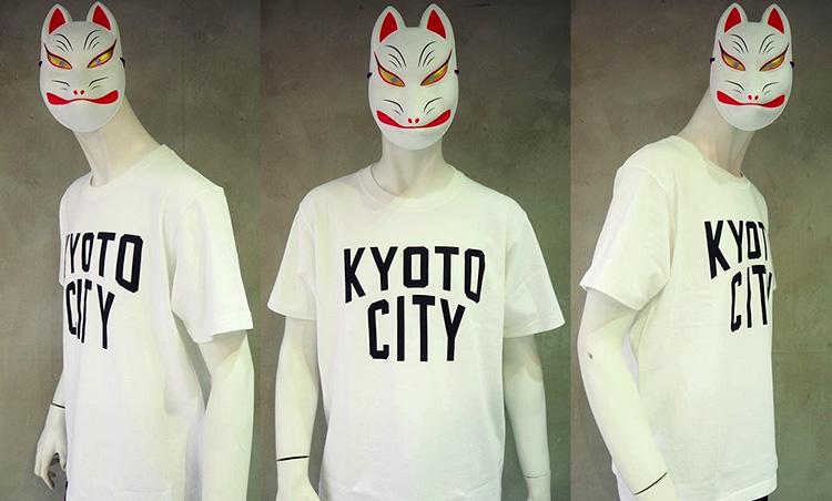 KYOTO CITY きつね面