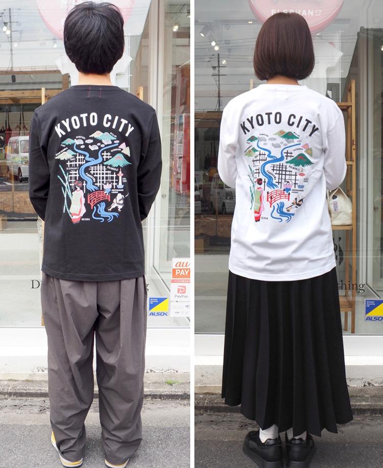 KYOTO刺繍LOGO